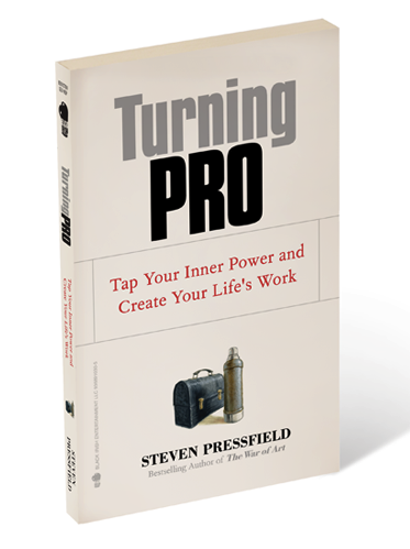 Turning Pro Book
